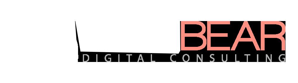 Blue Bear Digital Marketing Agency Logo