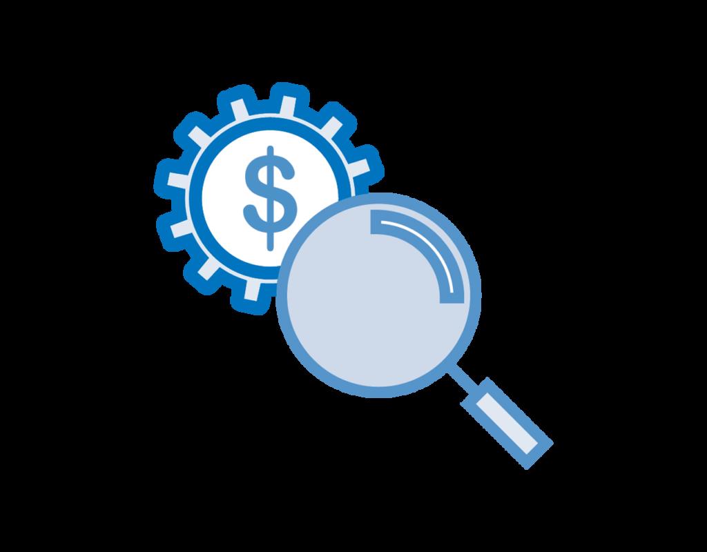 SEO - Search Engine Optimization magnifier